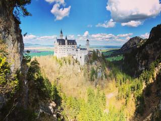 LET'S GO: Neuschwanstein Castle, Germany