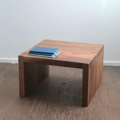 Coffee table, European walnut