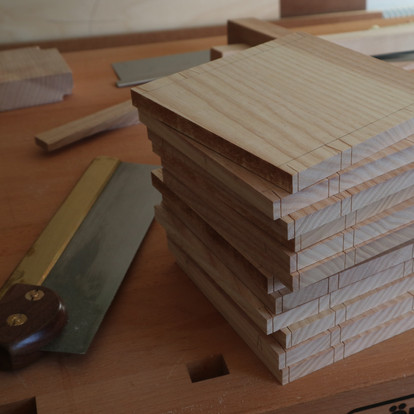 Dovetails and dovetail saw