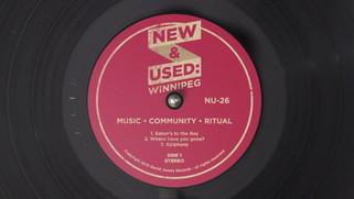 """New and Used: Winnipeg"""