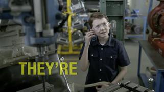 """Safeworkers Aren't Born"""