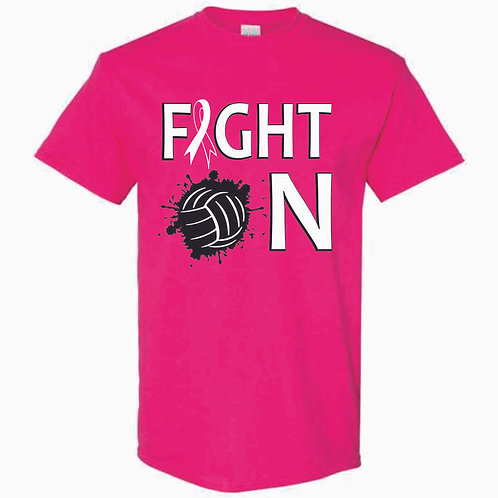 Fight On -Volleyball Donation Tee
