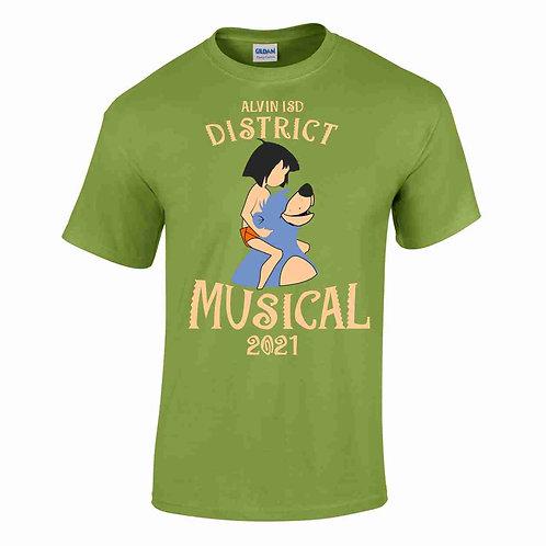 JB - District Musical Tee