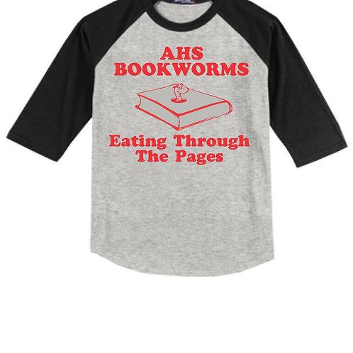 Bookworm Raglan