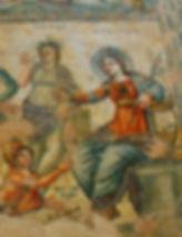 Roman Mosaic in Cyprus