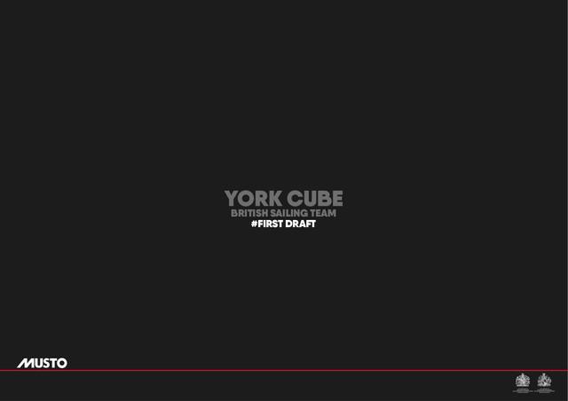 YORK CUBE CONCEPT