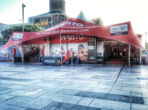 MUSTO Store Volvo Ocean Race 2014.15 Auc