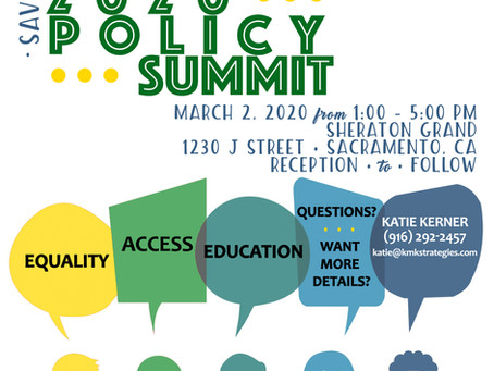 CCPC is excited announce the 2020 Consumer Policy Summit!