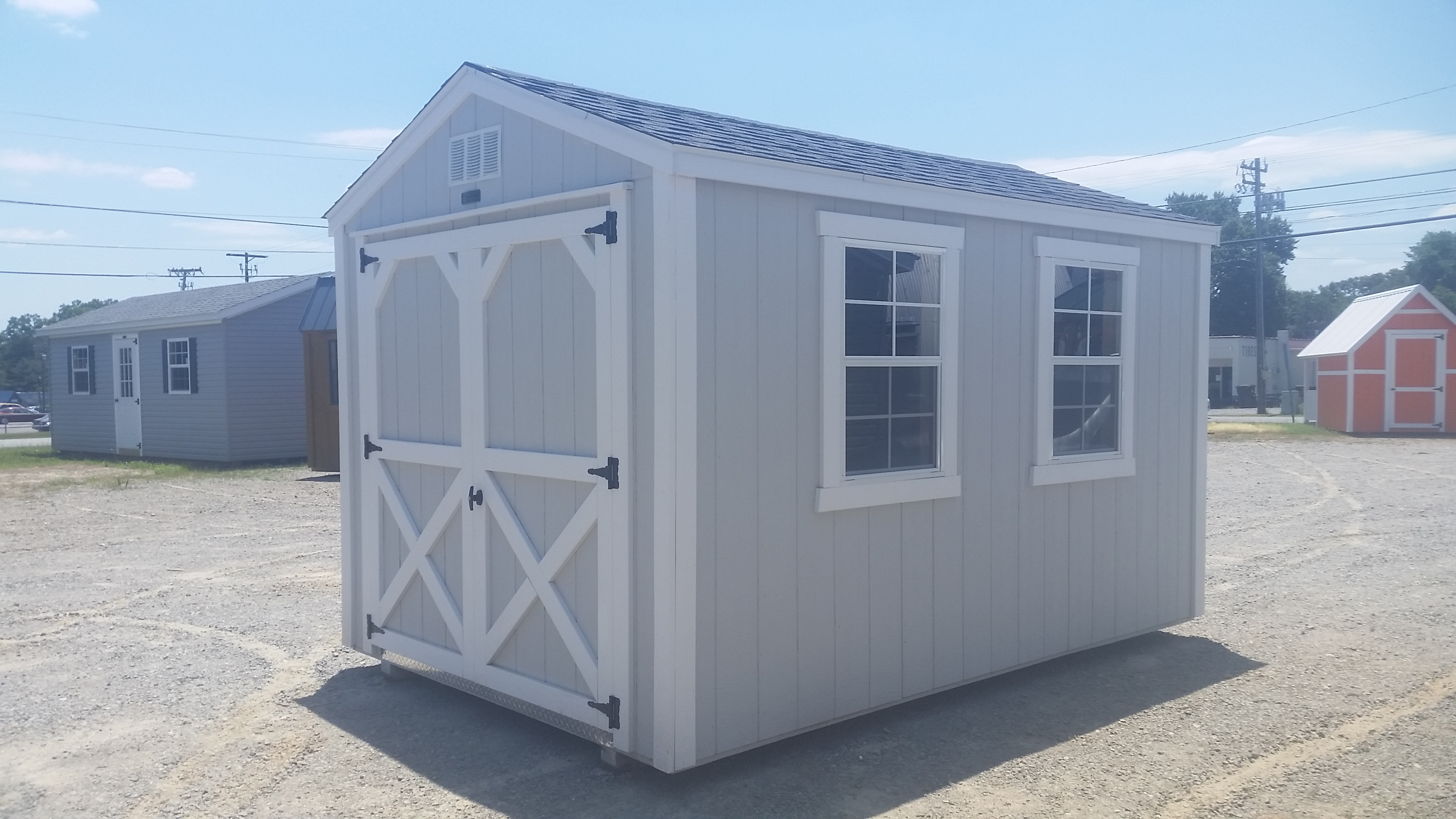 Smart Shed