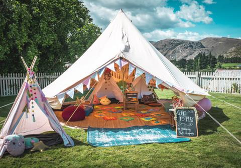 Cromwell Festival Kids Area