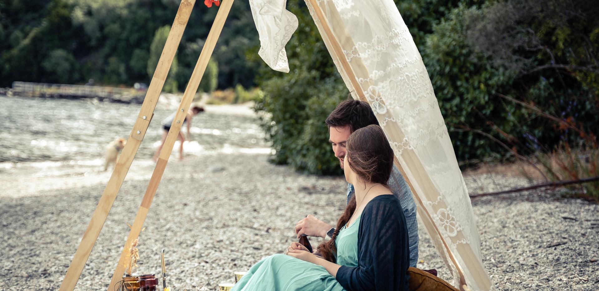 Glamping Romantic Picnic