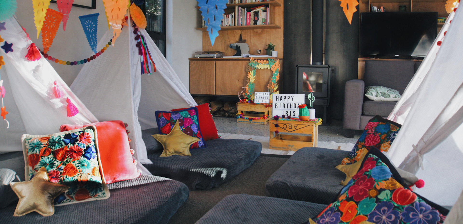 Frida Fiesta Sleepover
