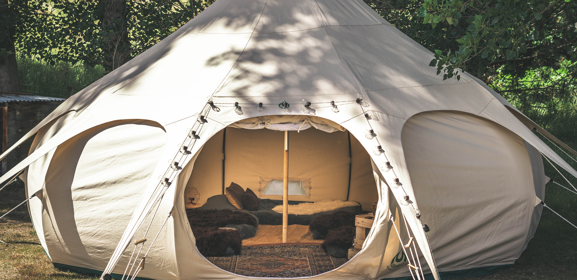 Adult Glamping