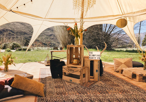 Boho Picnic Roof Only