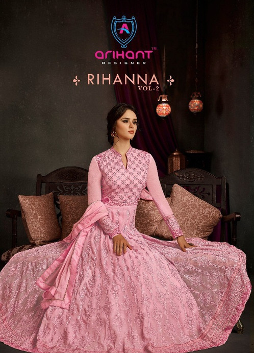 Rihanna Vol 2 By Arihant Designer Gowns Collection