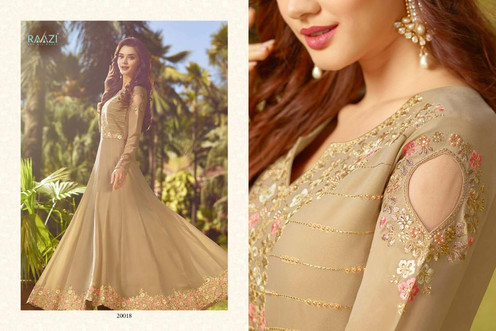 1101eab610 Rama Fashion Raazi Vol 7 20017-20024 Series Party Wear Gown Collection |  Rehmat Boutique
