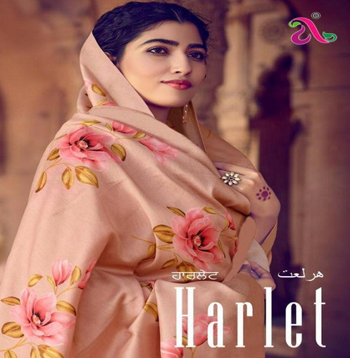 d108426f9e Angroop Plus Harlet Pure Cotton Cambric Unsiched Salwar Kameez suits  Collection