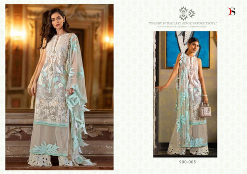 600ad32c52 Deepsy Sana Safinaz lawn 19 Cotton Pakistani Salwar Suits Collection  Wholesale