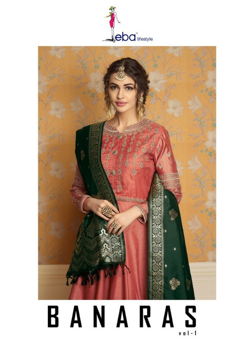 5822869a90 Eba lifestyle Banaras vol 1 | Rehmat Boutique
