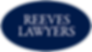 Reeves Lawyers - Event Partner