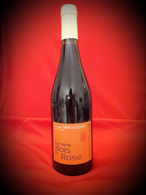Le rouge du bois de rose (AOP Faugères)