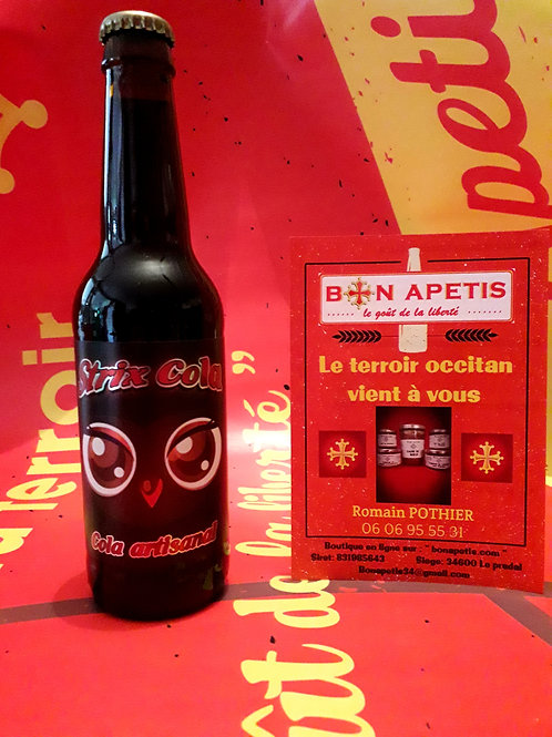 Strix Cola Occitan