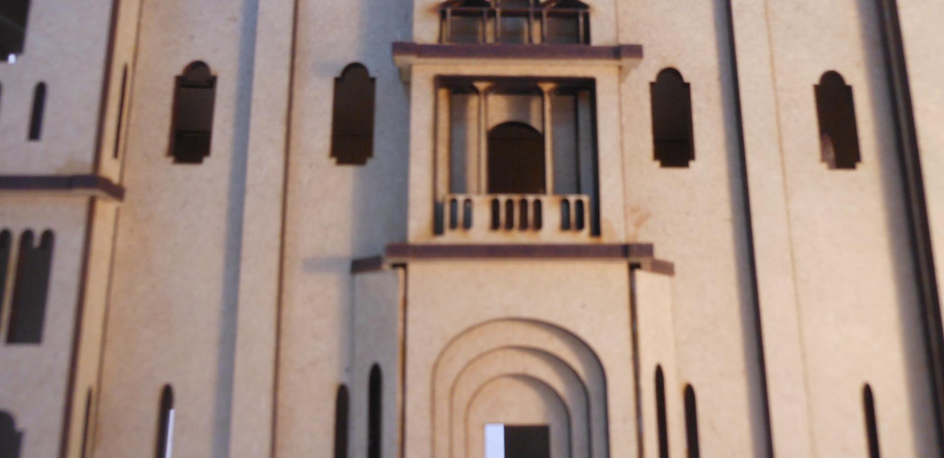 Catedral e igrejas