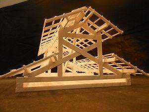 modelos arquitetônicos - maquete para mntar