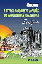 livro sobre o imigrante japonês e suas arquitetura no Brasil
