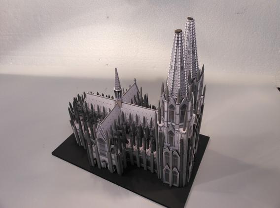 Colônia - catedral