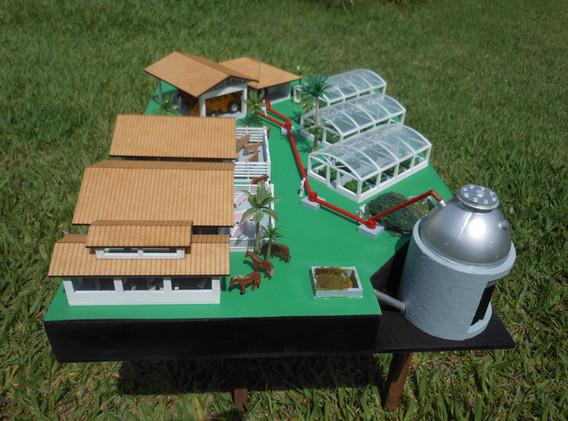 instalações rurais