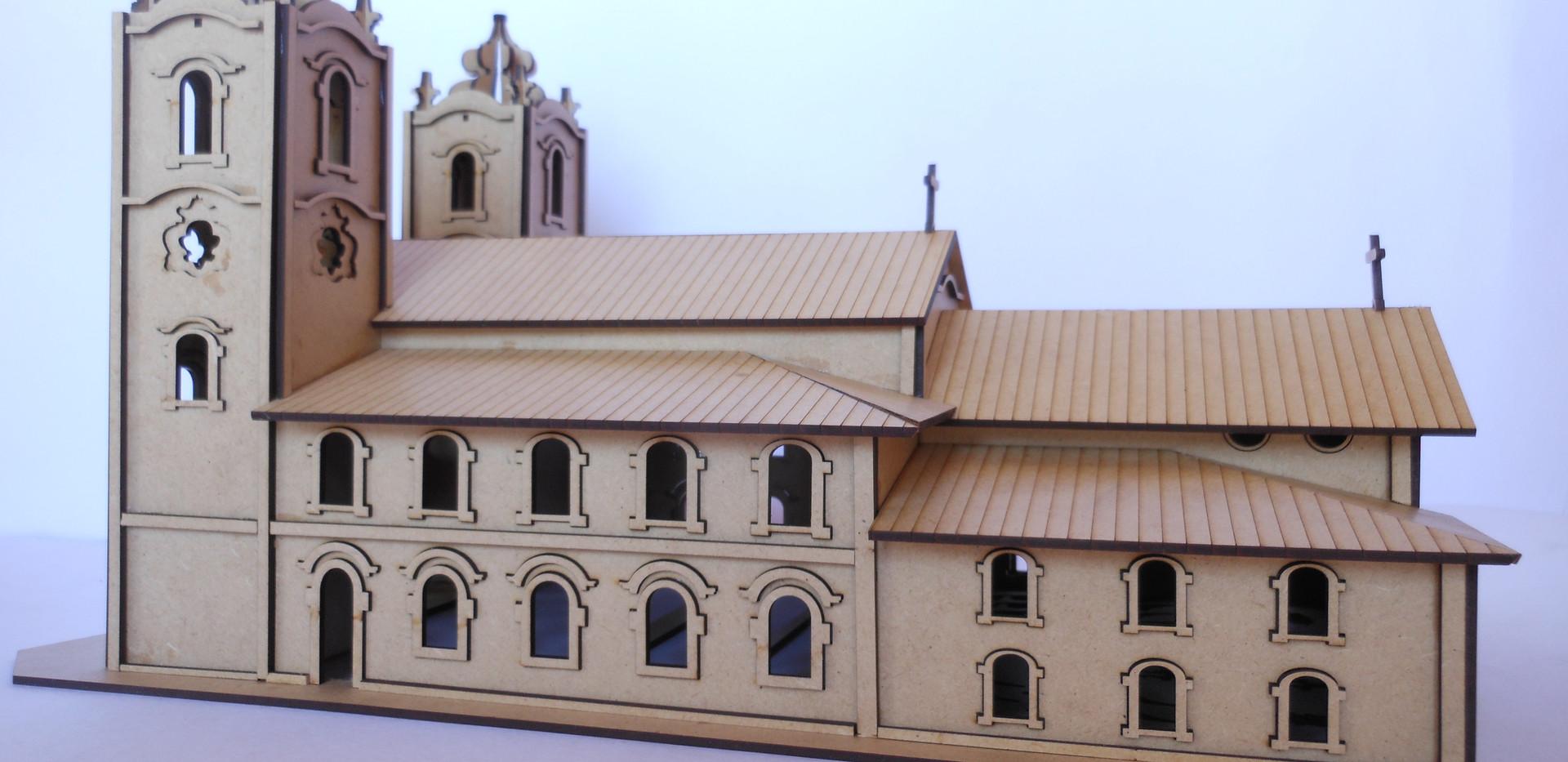 Igrejas barrocas
