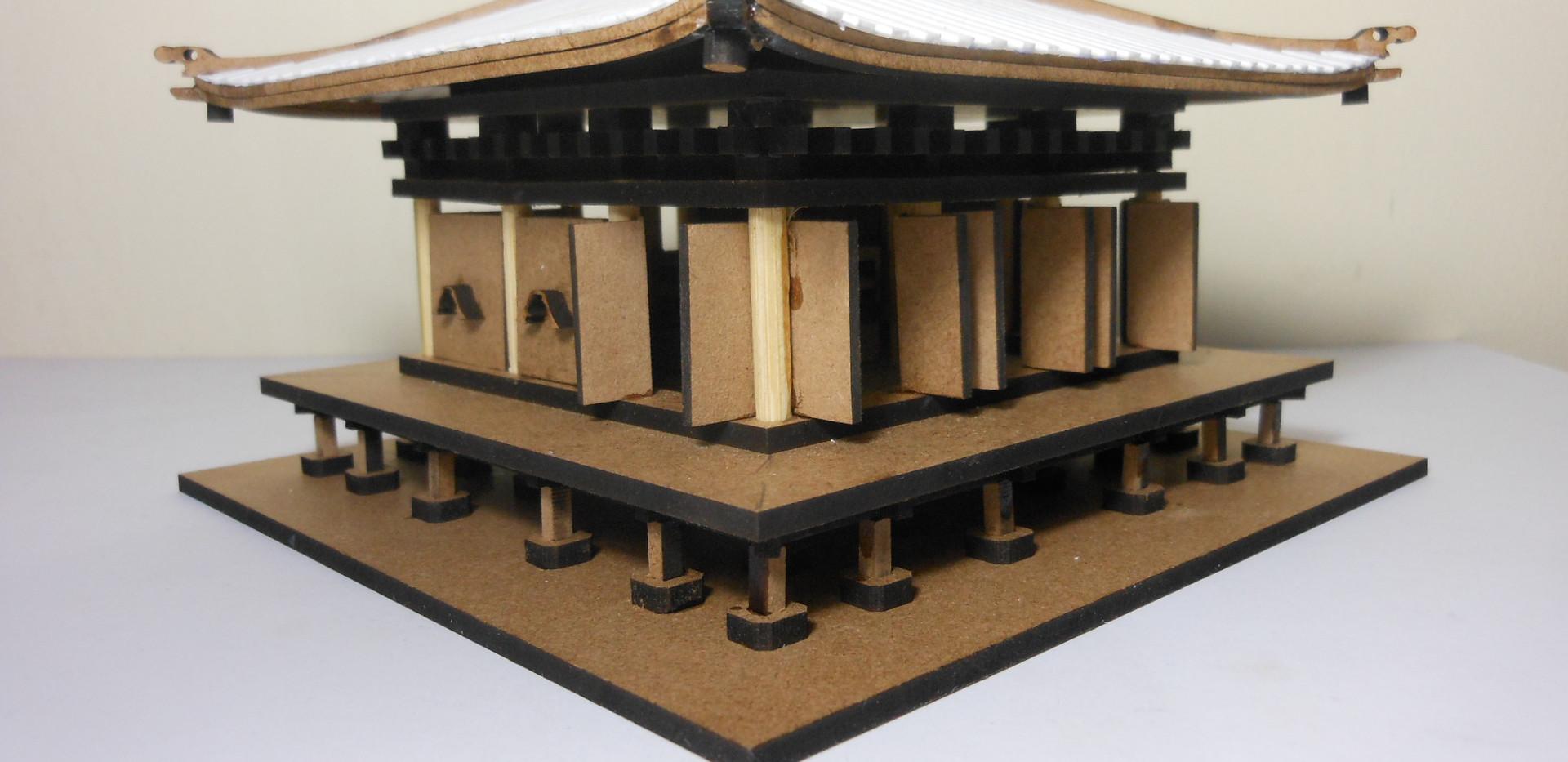 templo nipônico