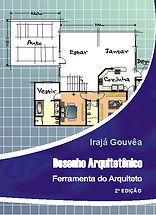 livro ensinando o desenho arquitetônico de maneira simples