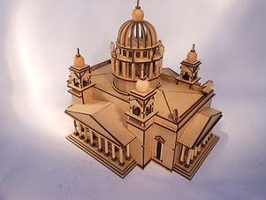 maquete catedral