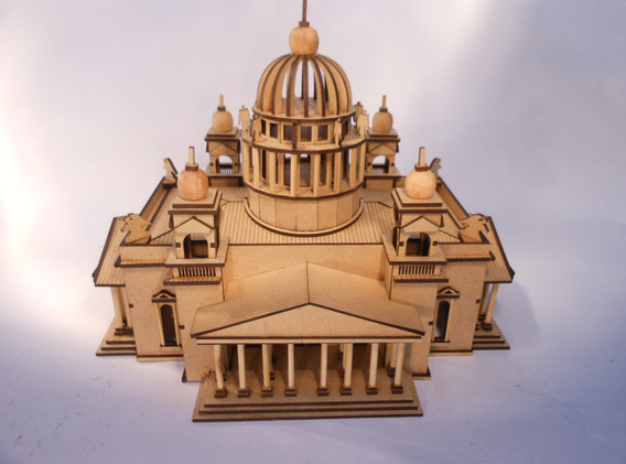 Catedral models