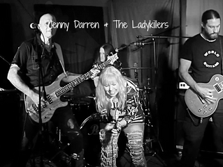 JENNY DARREN & THE LADYKILLERS BAND PHOTOS: