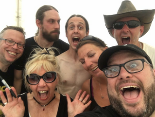 PANCAST INTERVIEW - POST GIG AT THE PHOENIX FESTIVAL: