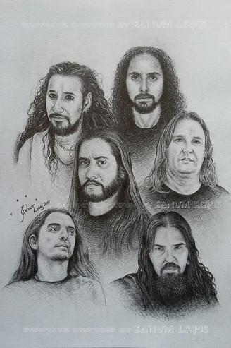 Imago Mortis's Band