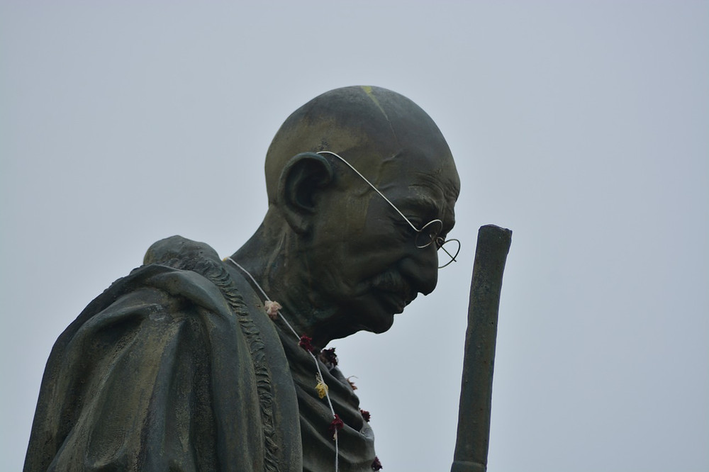 Gandhi quote the importance of truth in our life value