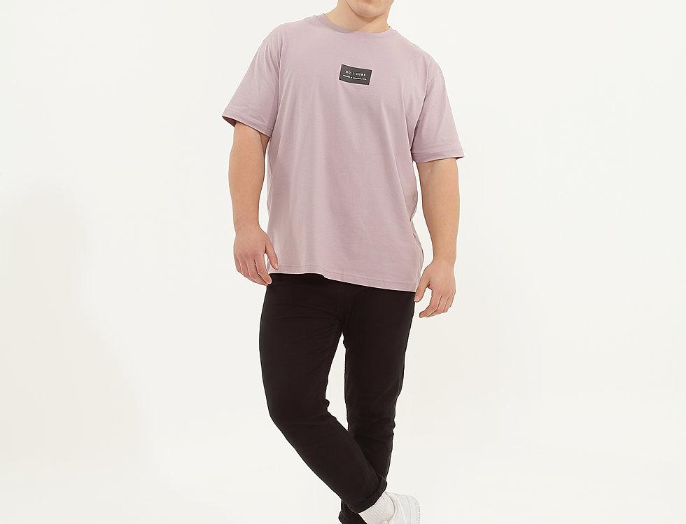 Created T-Shirt Lilac