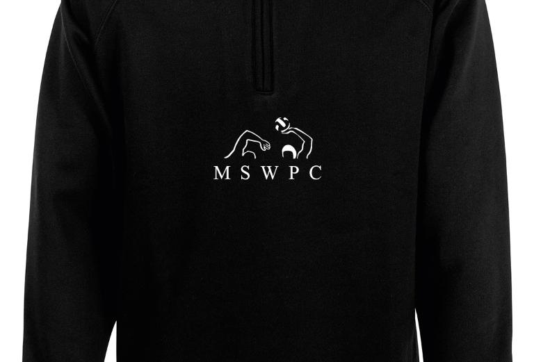 MSWPC Black Quarter Zip