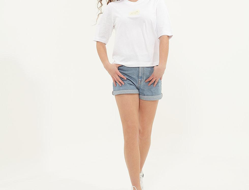 Womens Created T-Shirt White