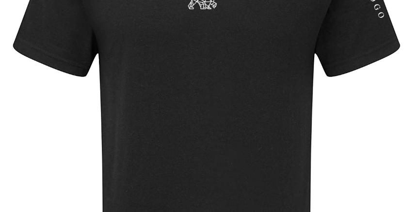 PMWHC BLACK T-SHIRT