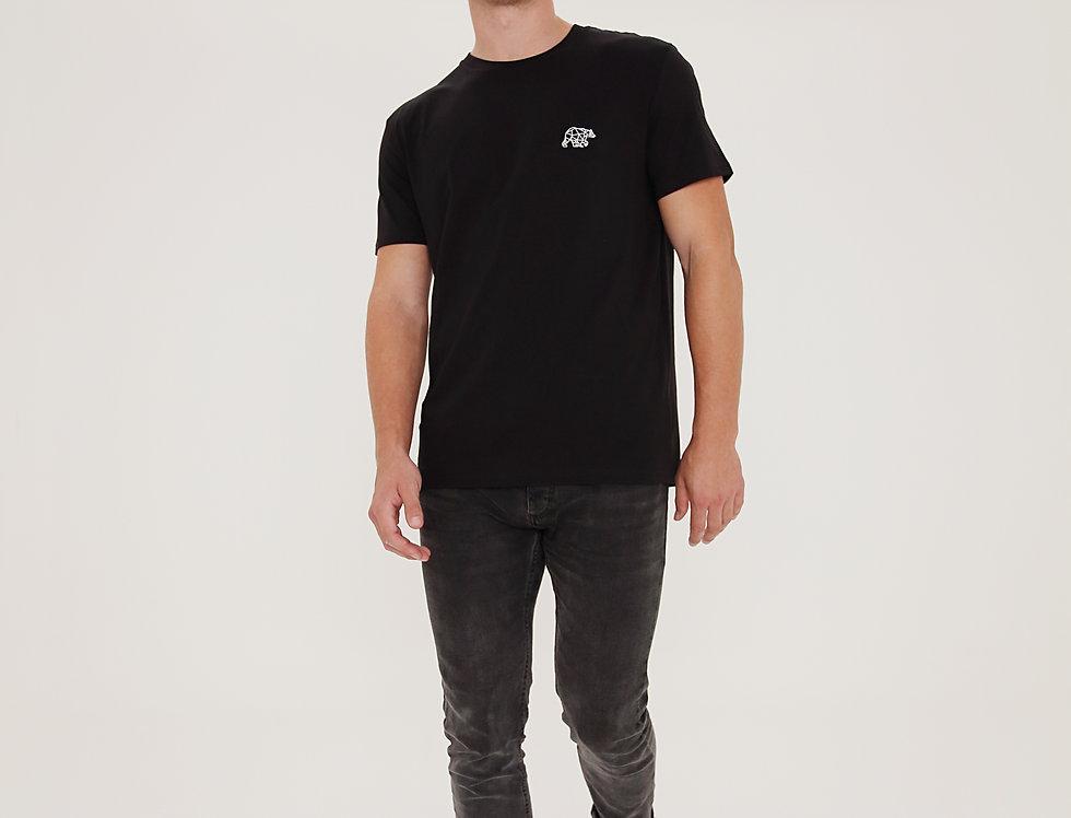 Polybear T-Shirt Black
