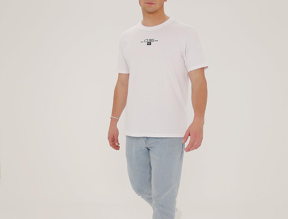 Kernow T-Shirt White