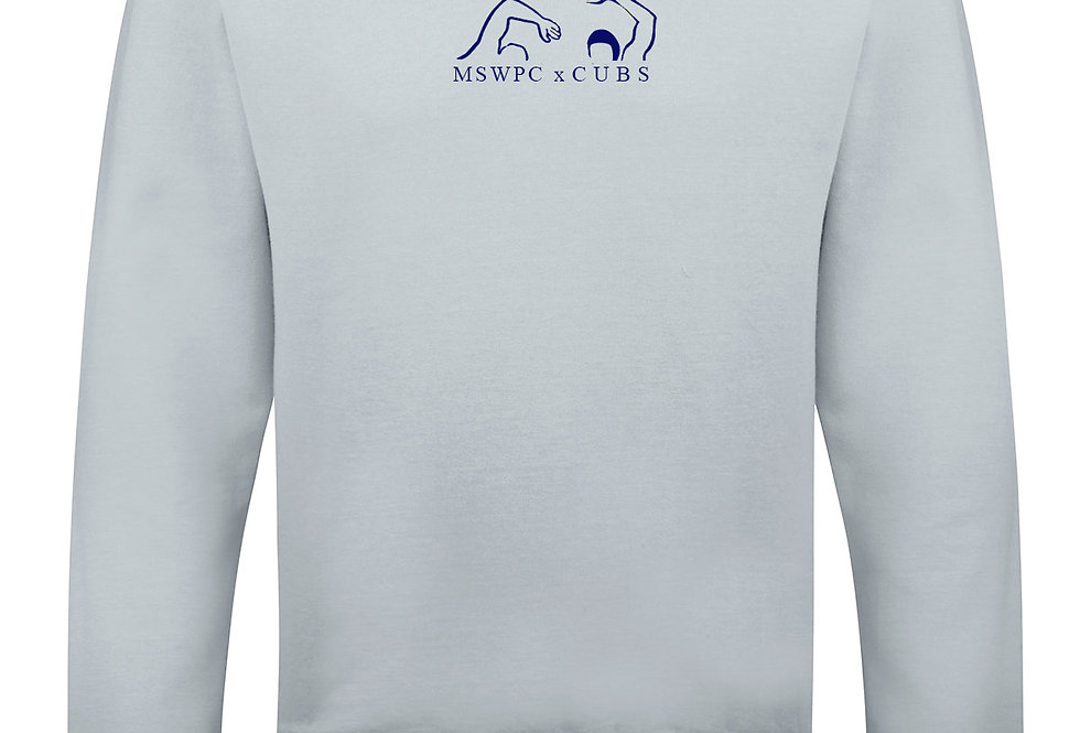 MSWPC Grey Sweatshirt