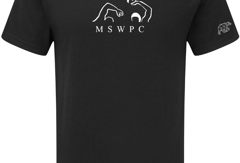 MSWPC Black T-Shirt