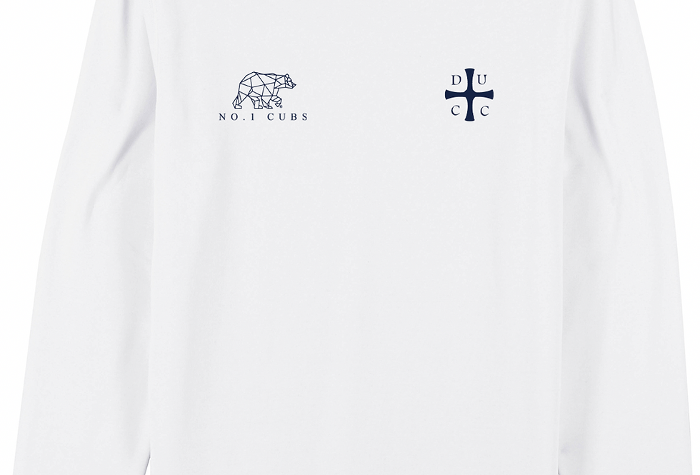 DUCC SWEATSHIRT WHITE