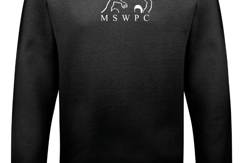 MSWPC Black Sweatshirt
